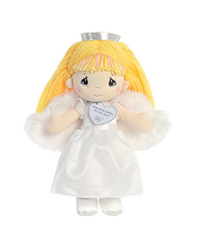 - Aurora World Precious Moments Doll My Little Angel Plush