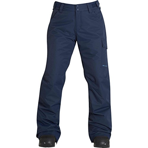 Billabong Women's Yana Snow Pant, Navy, S (Billabong Snow Jackets)