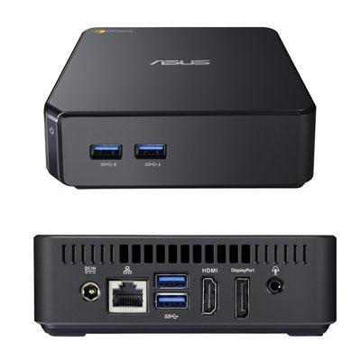 Asus Chromebox-m004u 2gb 1600mhz Form Factor Pc