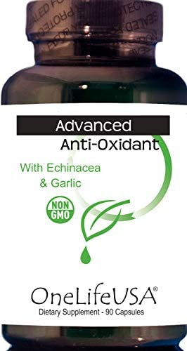 Advanced Anti-Oxidant in a Base of Echinacea and Garlic – Non-GMO