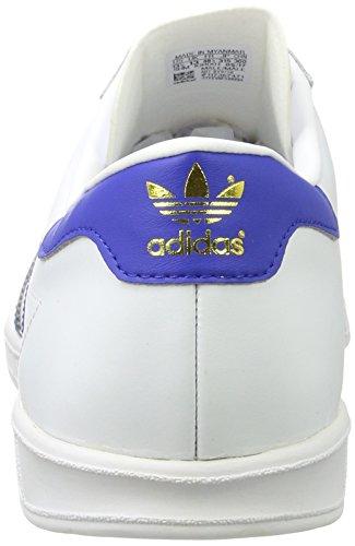 Met Hamburg Low Mehrfarbig Top White Grau Bold Gold Ftwr adidas Herren Blue AqPwTT