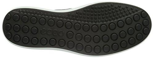 Nero black Ginnastica Scarpe da 5001 Uomo Soft Basse ECCO Men's 7 8wUzgwPHq