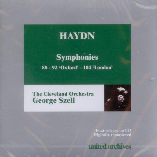 szell haydn london symphonies - 5