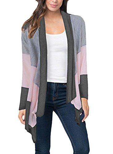 Lightweight Cotton Cardigan Sweater - 8