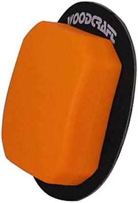 Blue Pair Klucky Double Thick Endurance//Rain Pucks Knee Sliders by Woodcraft