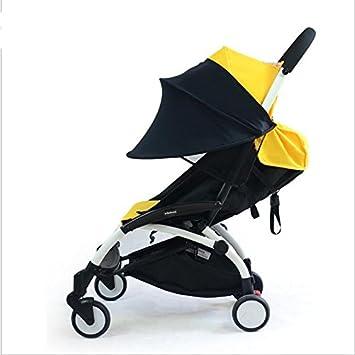 609cdf8c1 Amazon.com: Autumn Water Baby Stroller Sun Visor Carriage Sun Shade ...