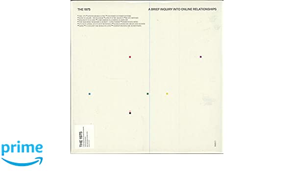 1975 Brief Inquiry Into Online Relationships X 2lpwhite