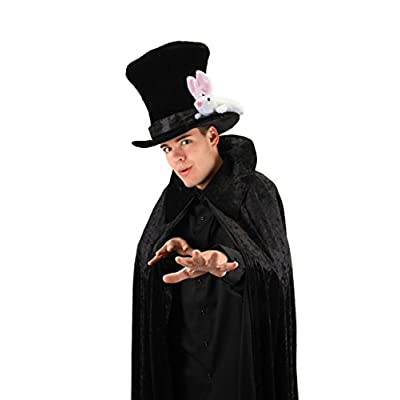 elope Magician Hat with Rabbit for KidsBlack: Toys & Games