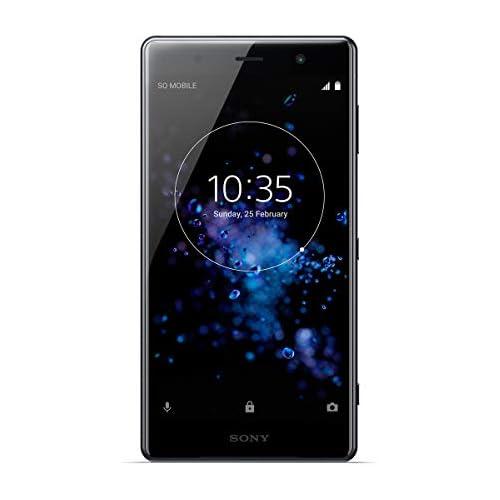 chollos oferta descuentos barato Sony Xperia XZ2 Premium Smartphone de 5 8 4K HDR Snapdragon 845 Octa Core de hasta 2 8 GHz 6 GB de RAM 64 GB de Memoria Interna cámara Motion Eye Dual Android