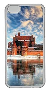 Castle in Poland Custom iPhone 5C Case Cover Polycarbonate Transparent