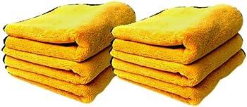 Pack of 6 Chemical Guys Professional Grade Premium Microfiber Towel