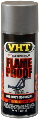 VHT SP998 FlameProof Coating Cast Iron Paint Can - 11 oz. by VHT (1)