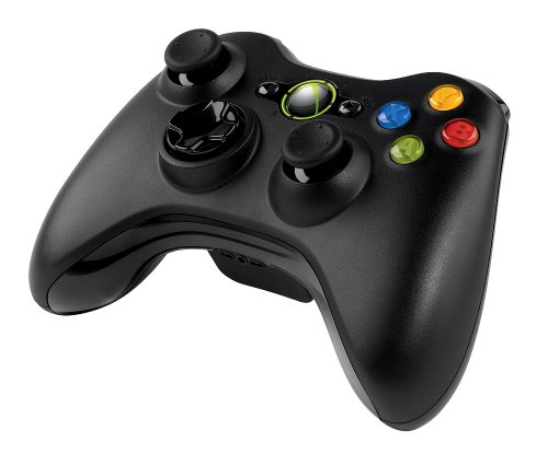 Amazon.com: Microsoft Xbox 360 Wireless Controller for Windows ...