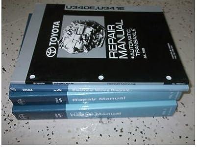 2004 toyota scion xa xa service shop repair manual set oem rh amazon com toyota scion tc repair manual Toyota Tis Website