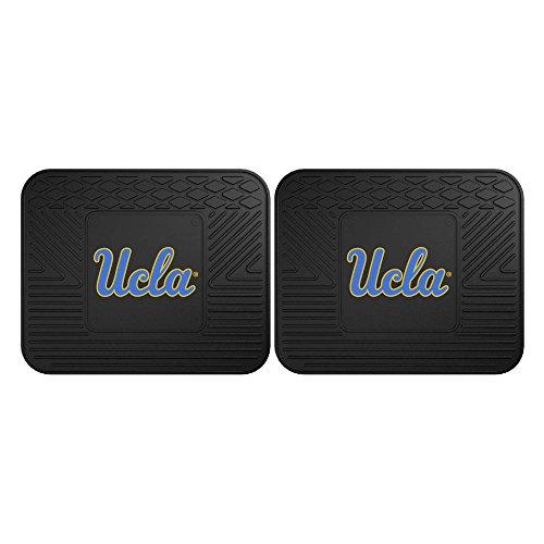 FANMATS NCAA UCLA Bruins Vinyl 2-Pack Utility Mats
