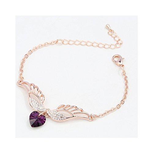 [Truelove.Ever Women Colorful Fashion Cyrstal Bracelets