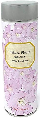 シェドゥーブル サクラ フルール 桜薫る和紅茶 SAKURA FLEURS Japan Black Tea (TB)