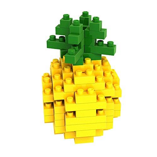 LOZ mini Diamond blocks building set - Pineapple