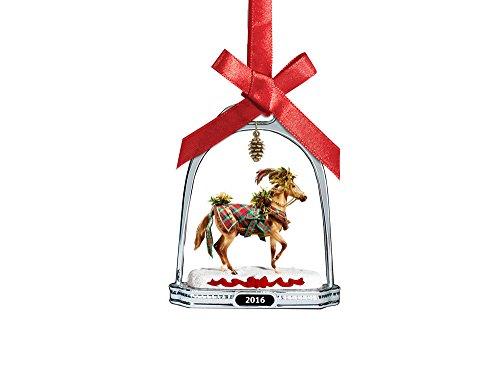 Breyer Woodland Splendor - Stirrup Ornament