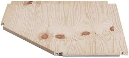Ikea Ivar Etagere D Angle Pin 56x56x30 Cm Amazon Fr Cuisine