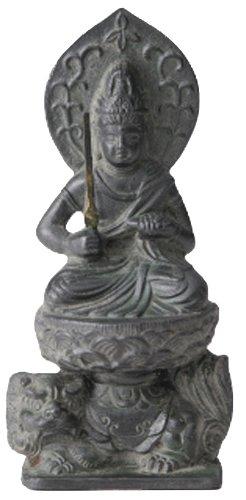 文殊菩薩 古美青銅 7cm B00JIFXISE 7cm|古美青銅 古美青銅 7cm