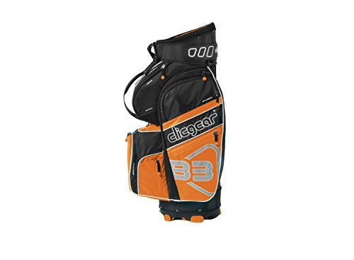 Clicgear B3 Golf Cart Bag (Orange)