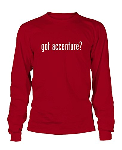 got-accenture-mens-adult-long-sleeve-t-shirt-red-small