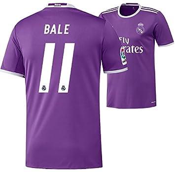 Adidas Kinder Real Madrid Auswärts Replica Trikot Amazonde Sport