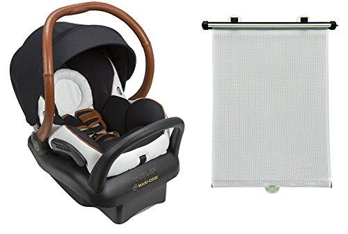 Maxi-Cosi Mico Max 30 Rachel Zoe Jet Set Special Edition Infant Car Seat with BONUS Retractable Window Shade