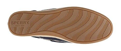 Sperry Sider Songfish Women's Top Shoe Navy Core Boat 1Oq1frx