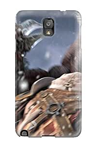 Fashion ATdHILn2365tvHwK Case Cover For Galaxy Note 3(lords Of The Fallen )