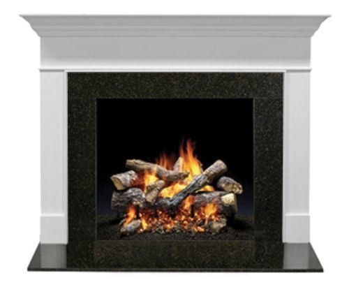 (Outdoor Lifestyles AFWTMPB Wescott Flush Mantel - Primed MDF)