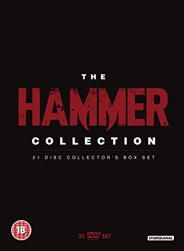 (Ultimate Hammer Collection (2013) [DVD])