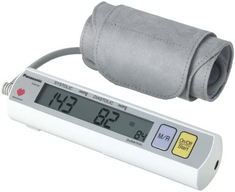 PowMax WW-39 Upper Arm Digital Blood Pressure Monitor White