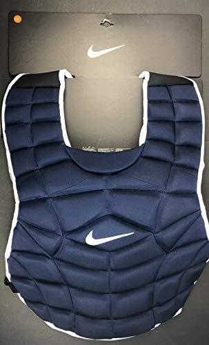 Nike Vapor Catchers Chest Protector Pads Blue 17