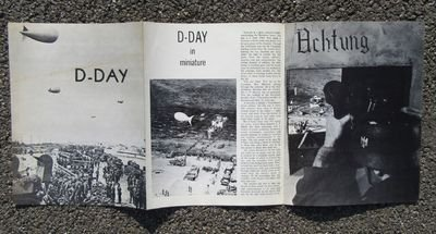 D-Day in Miniature