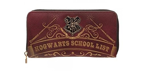 Purse School 5cm Harry red List 5x2 19x9 Potter Hogwarts tFwBp