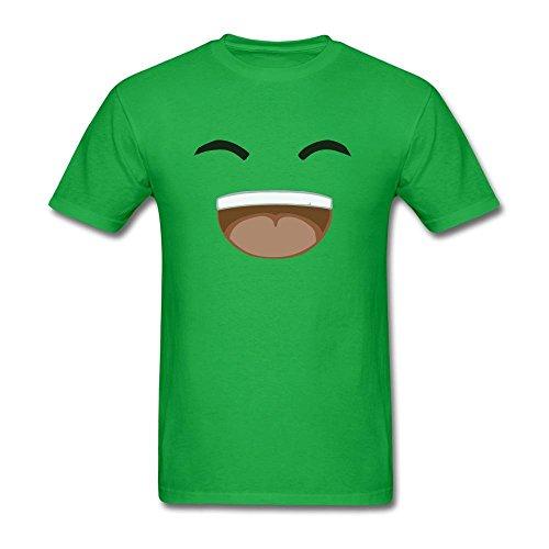 SAMMA Men's Jelly YT Design Cotton T Shirt