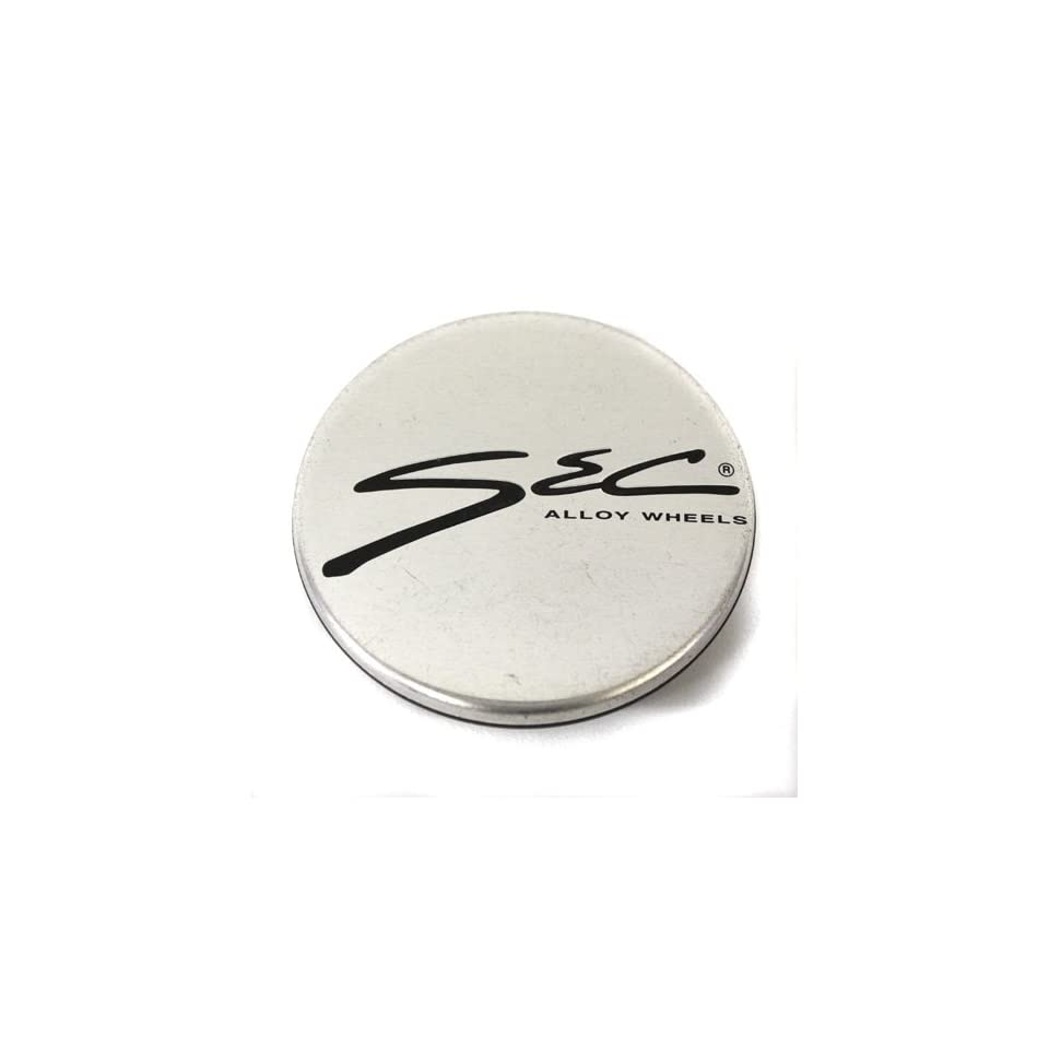 Sec Eagle Alloy Wheels Center Cap Chrome 63mm # 138