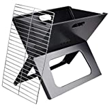 HOKIPO® Flat Folding Portable Barbecue BBQ Grill