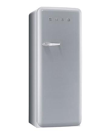 Smeg FAB28RX1 Standkühlschrank / A++ / 248 L / Silber / Mit Integriertem  Gefrierteil / Rechtsanschlag: Amazon.de: Elektro Großgeräte
