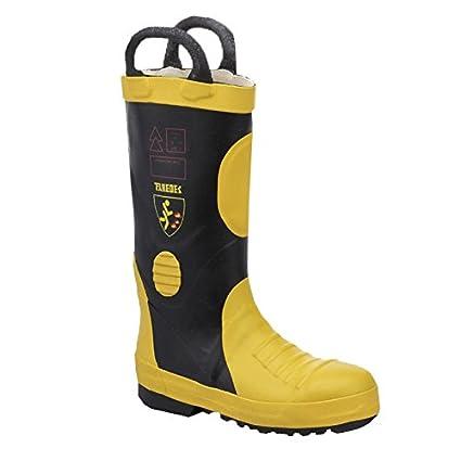 Paredes sp5034 ne-am43 bota aislante – Zapatos de seguridad SBP talla 43 NEGRO/
