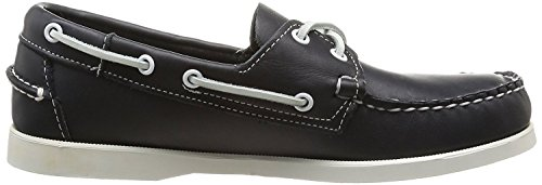 Leather Boat Sebago Blue Docksides Men's Shoe Navy qYSESwxH