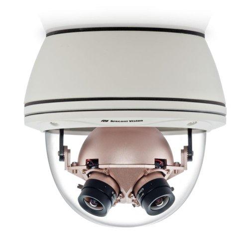 ARECONT VISION AV8365CO 8.0 MEGAPIXEL COLOR ONLY H.264 /MJPEG 360? CAMERA, 6400X1200,