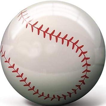 Amazon com : Pyramid Clear Baseball Bowling Ball (10
