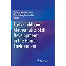 Early Childhood Mathematics Skill Development in the Home Environment
