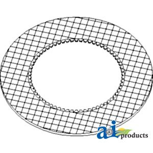 A&I Products Disc, Clutch Replacement for John Deere Part Number RE294016 ()