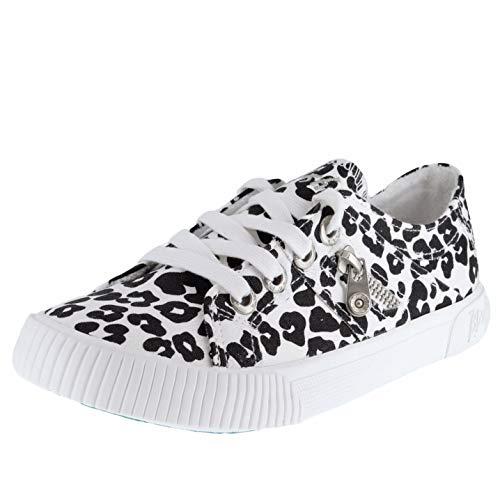 Women's Blowfish, Fruit Slip on Sneakers Leopard 10 M