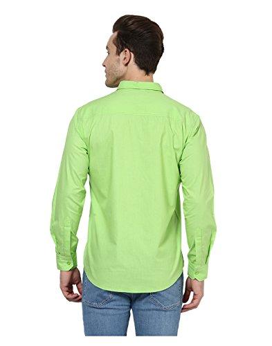Yepme - Chemise Darwin Solid - Vert