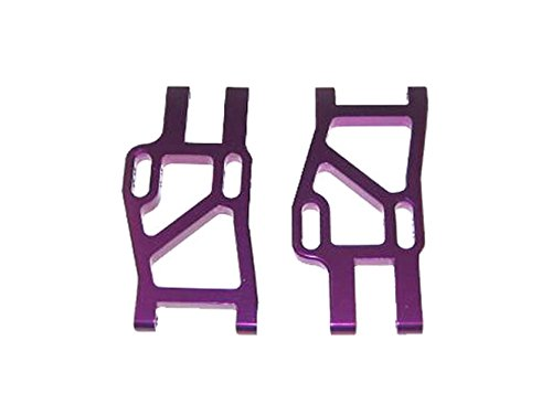 Redcat Racing Aluminum Front Lower Arms (2 Piece), Purple - Front Lower Suspension Pins